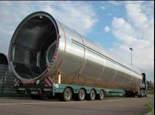 О перевозке негабаритных грузов автомобильным транспортом