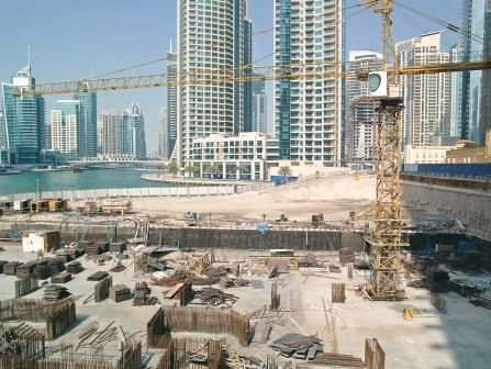 Где используют бетон?