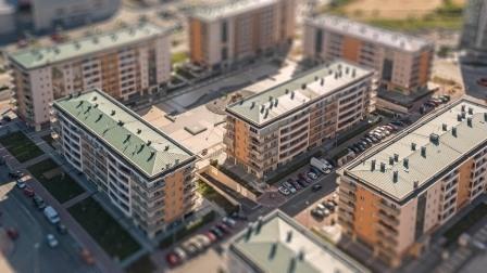 Сфера строительной деятельности человека