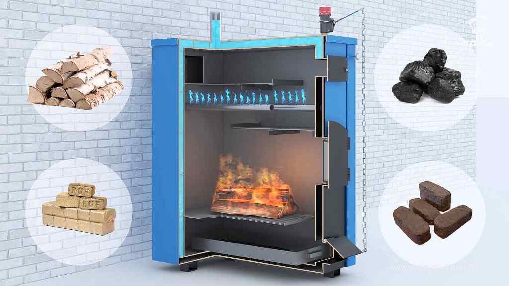 Что такое отопление без газа?