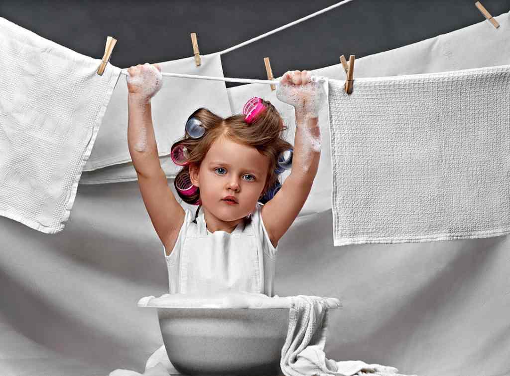 Где покупать стиральный порошок?