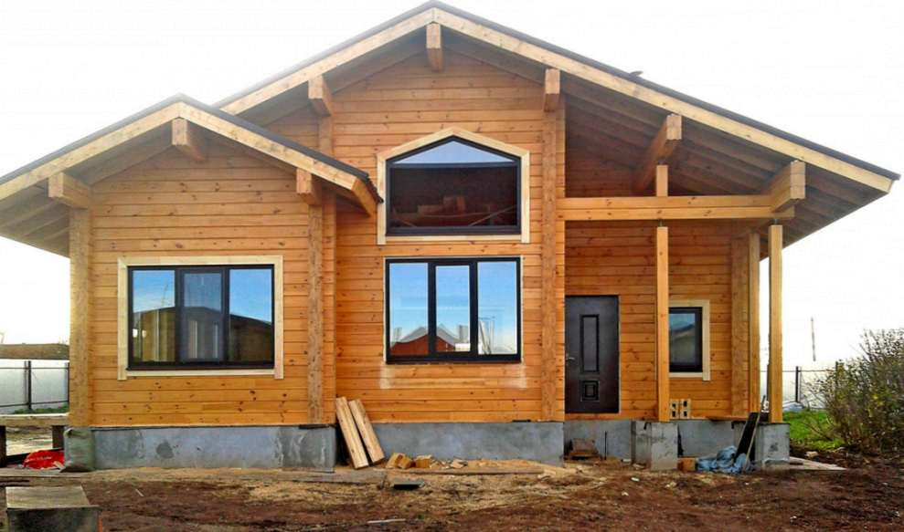 Чем выгодно строительство капитального дома под ключ?