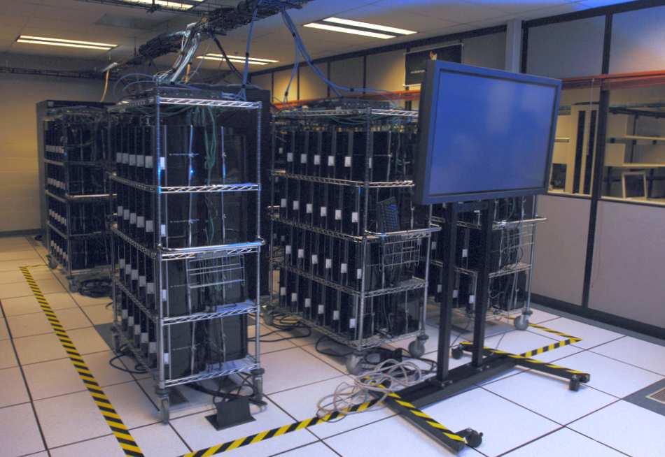 Где можно выбрать надежное серверное оборудование?