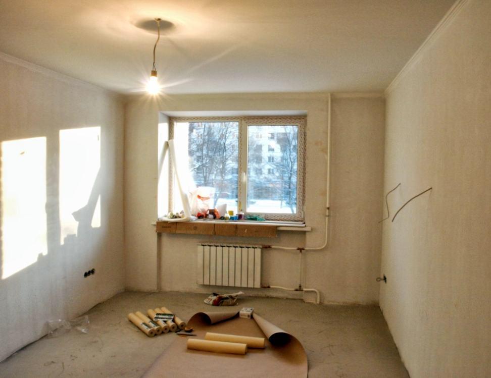 Ремонт квартир и использование при этом стрейч пленки