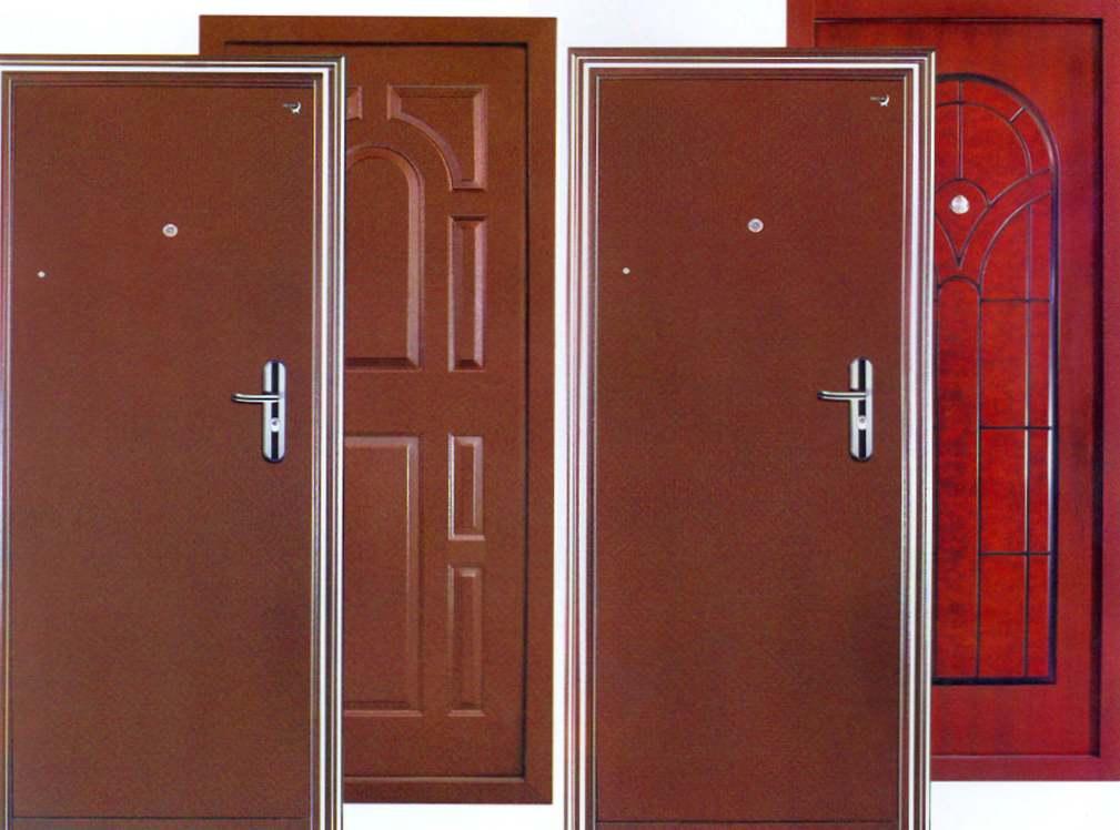 Где выбирать металлические входные двери?