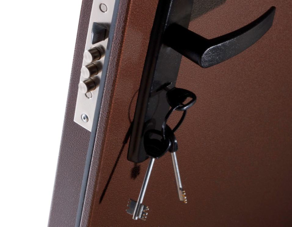 Почему выгодно заказывать входные двери от производителя?