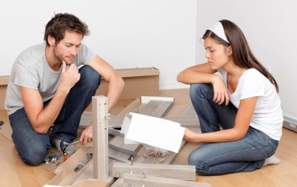 Стоит собирать мебель своими руками или лучше ту же кровать купить готовой?