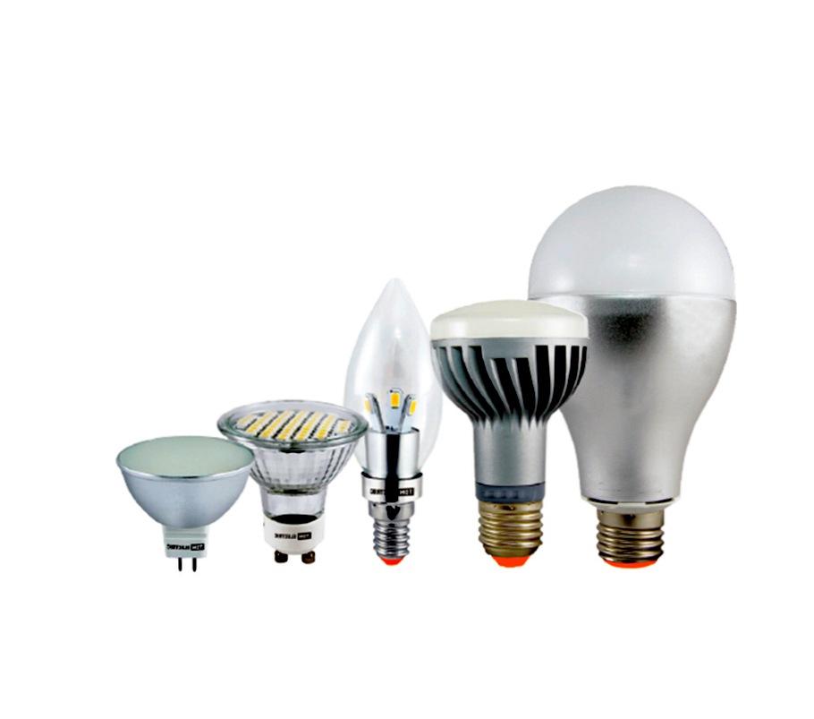 Причины популярности LED-светильников