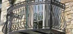 Где в Киеве заказать кованые балконные ограждения?