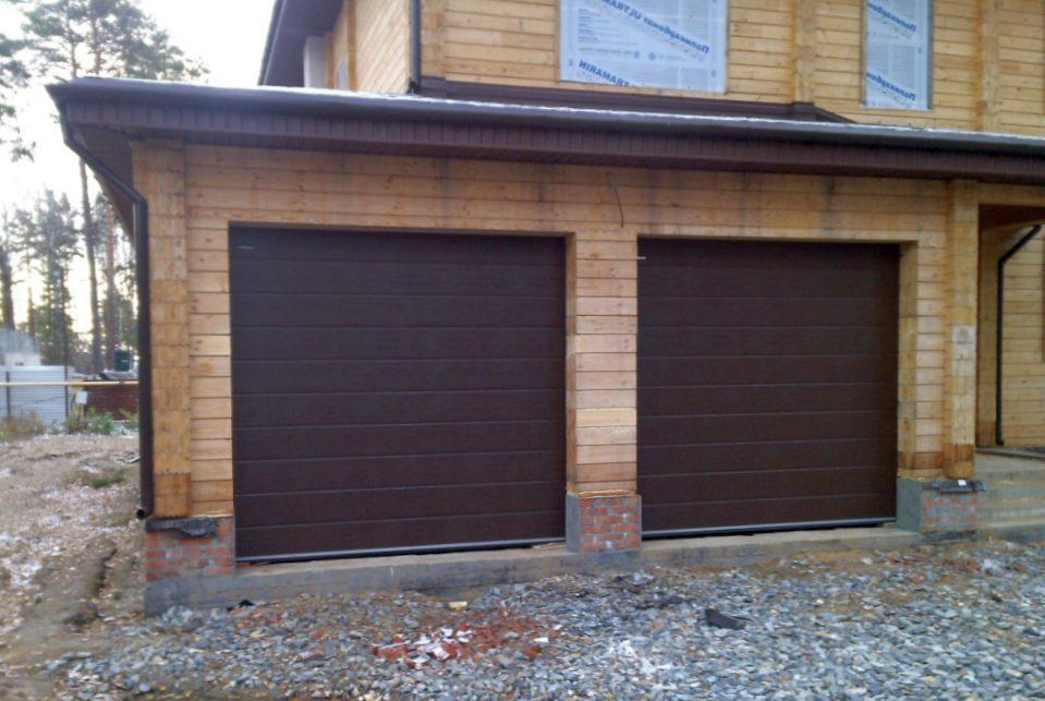 Где стоит заказывать ворота для гаража?