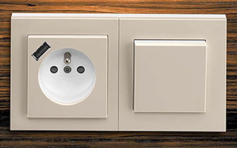Где можно выбрать розетки электрические ABB?