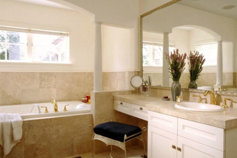 Как оформить интерьер ванной комнаты?