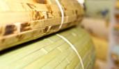 Где заказать поклейку текстильных и бамбуковых обоев?