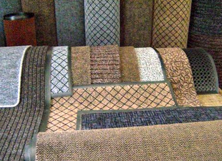 Где стоит заказывать придверные резиновые коврики?