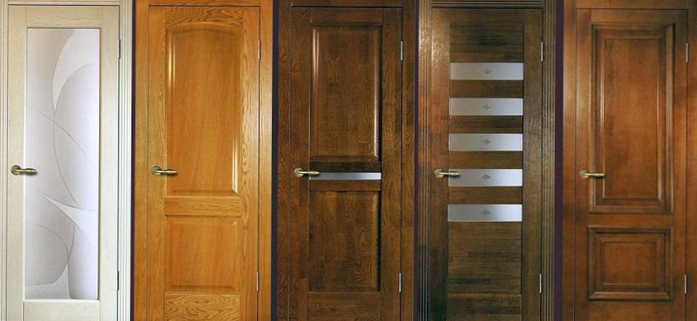 Где выбирать классические двери?