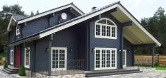 Где стоит заказывать дома из бруса под ключ?