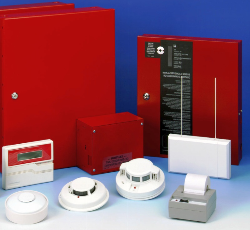 Как организовать установку охранно-пожарной сигнализации?