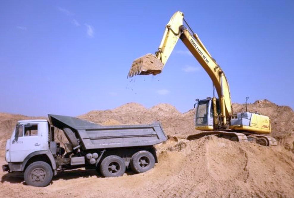Как правильно в кубометрах определить объем необходимого песка?