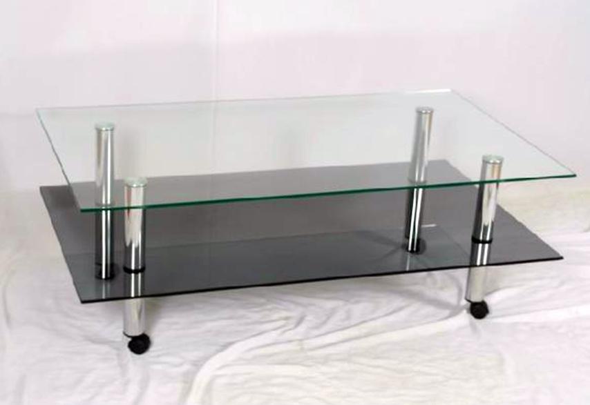 Ищите современное решение для интерьера? Стеклянная мебель — вот, что вам нужно!