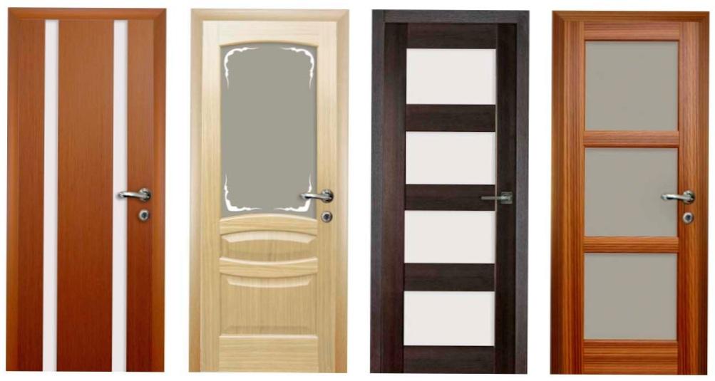 Какие бывают двери?