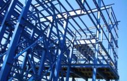 Изготовление металлоконструкций  для строительства зданий в Кургане