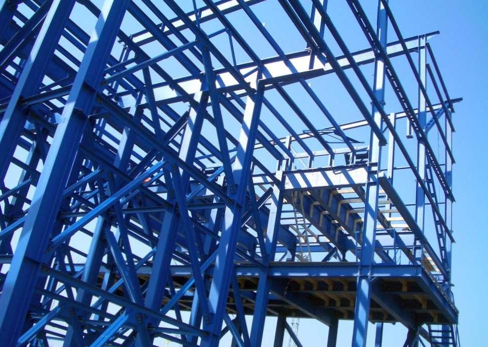 Строительство складских и промышленных комплексов в Москве и Петербурге