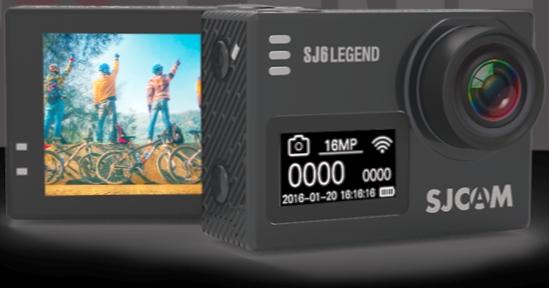 Где заказать экшн камеру SJCAM SJ6 Legend в РФ?