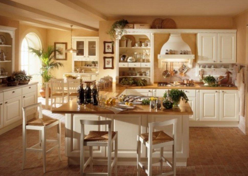 Где выбирать эксклюзивную мебель для кухни?