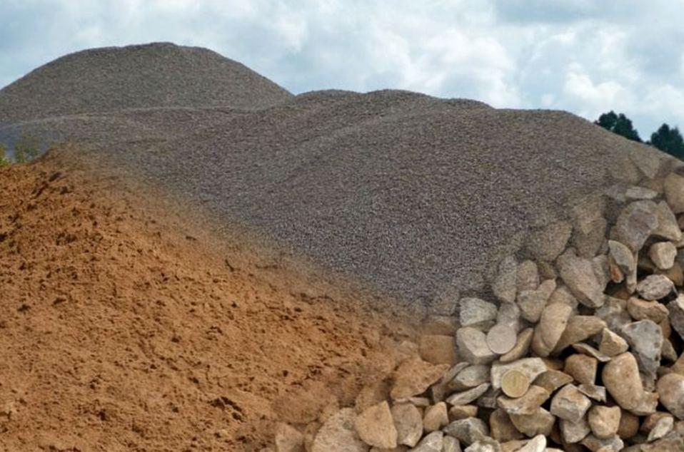 Песок и щебень в Зеленограде. Где заказать?