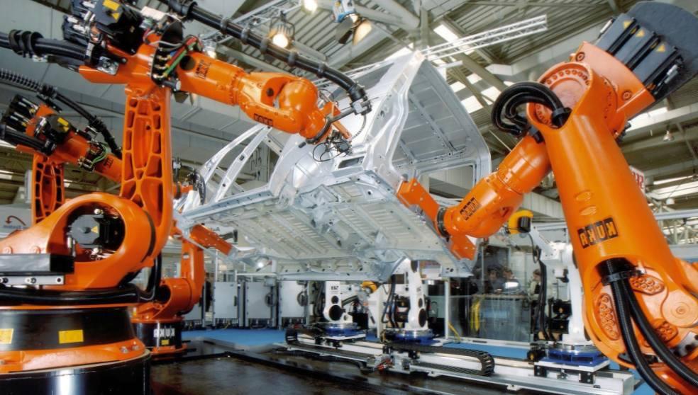 Для чего нужны промышленные роботы?