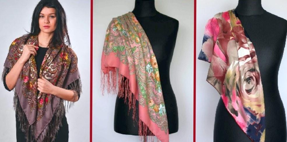 Для чего нужны шейные платки и шарфы?