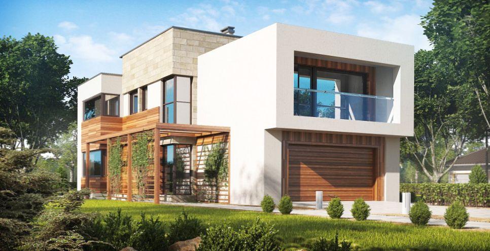 Про строительство современных загородных домов