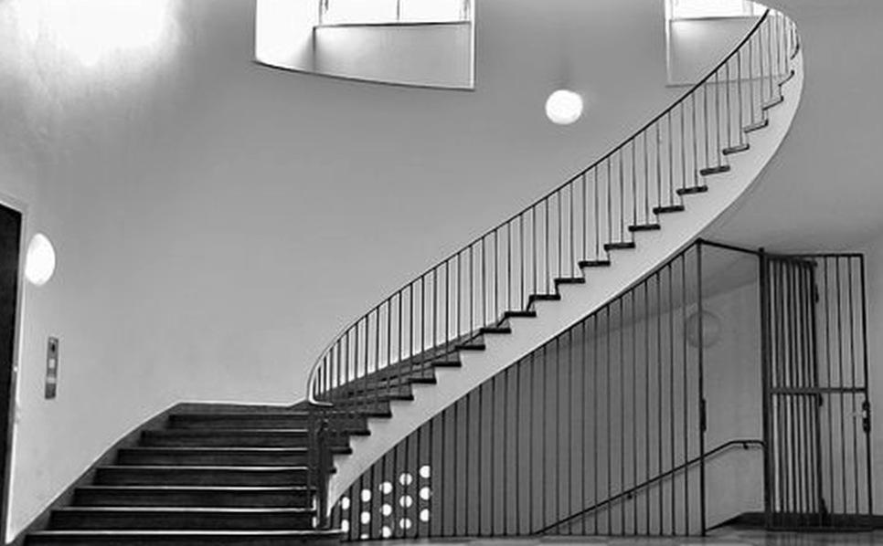 О строительстве бетонных лестниц