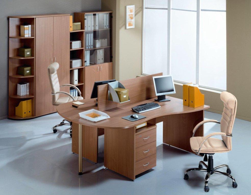 Где выбирать офисную мебель для персонала?