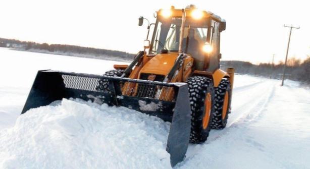 вывоз снега цена