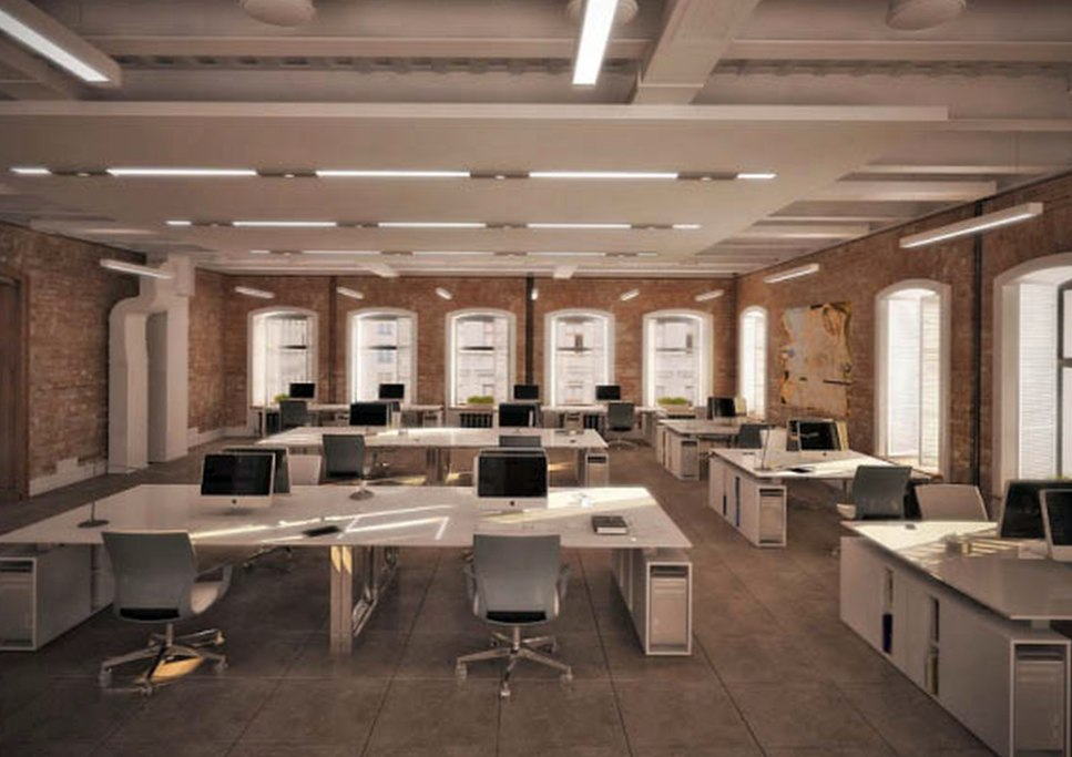 Что такое лофт офис?