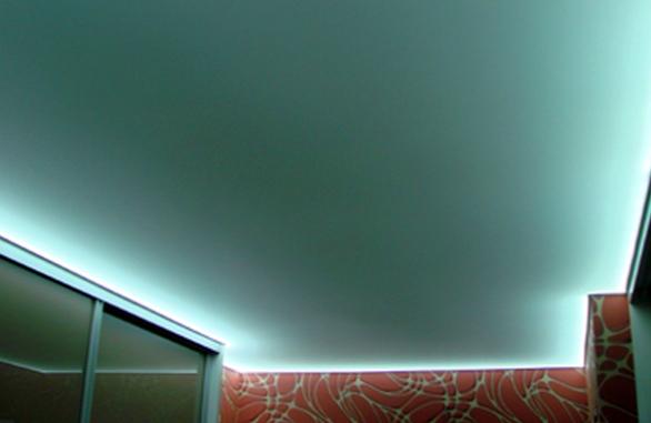 Где можно заказать натяжные потолки светопрозрачные?