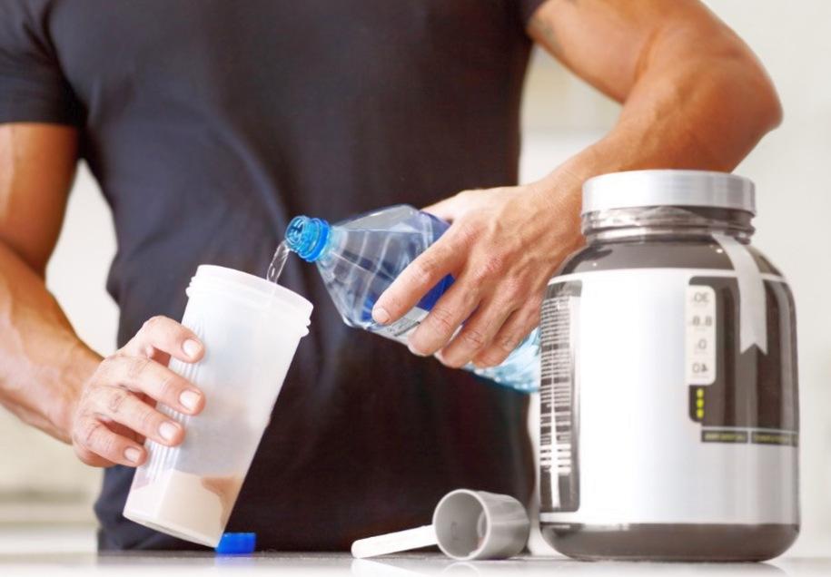 Какое питание требуется для роста мышц?