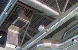 Монтаж вентиляции при строительстве дома